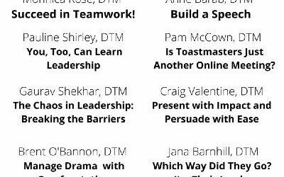 Amazing Lineup of TM Leaders Planned for Nov. 14 Conclave