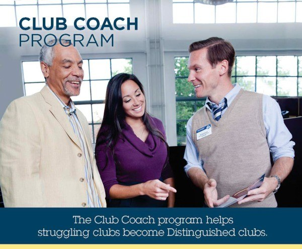 Want to make your mark as a Toastmaster? Become a club coach!