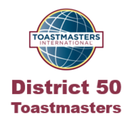 District 50 Toastmasters